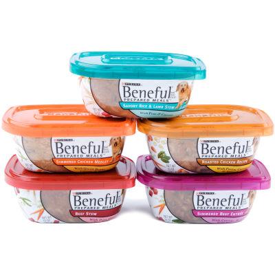 Beneful Prepared Meals Dog Food Coupons